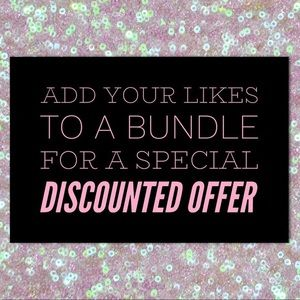 GET A SPECIAL OFFER!!